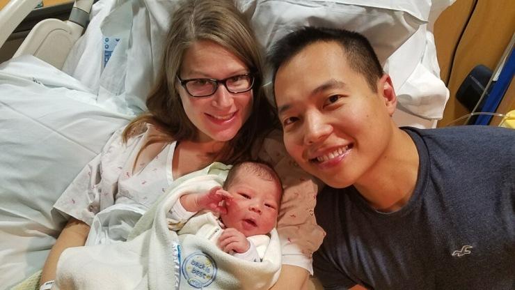 Hospital with Raymond, Jordanna