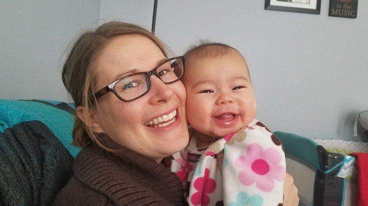 Jordanna and me